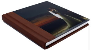Acrylic Cover Wedding Photo Karizma Album for Photographer