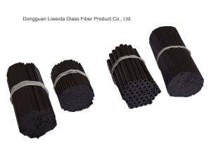 High Performance Carbon Fiber Tube/Pipe/Pole, Carbon Fiber Hollow Rod pictures & photos