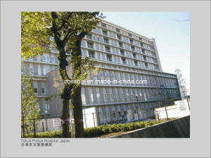 Aluminum/Aluminium Curtain Wall with ISO9001 Certificated pictures & photos