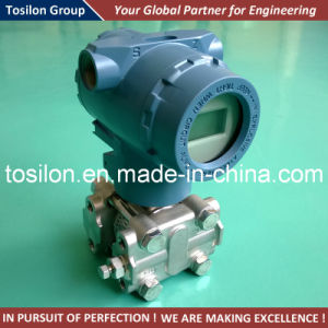 Differential Pressure Type Manifold Water Pressure Transducer 4-20mA Hart pictures & photos