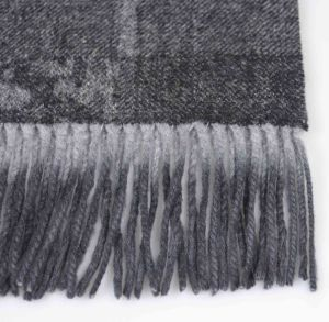 2017 Newest Printed 100% Cashmere Women Scarf pictures & photos