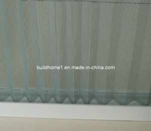 Residential Grade Bronze Aluminium Rolling Mosquito Nets pictures & photos