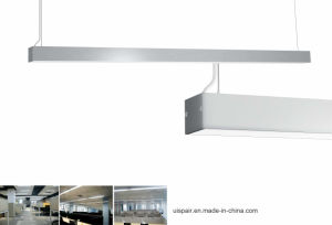 Uispair Modern Office Interior Pendant Lighting LED Tube pictures & photos