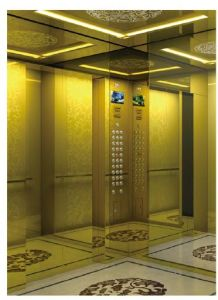 8.0m/S Passenger Elevator by Srh Germany pictures & photos