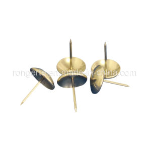 EAS Round Security Steel Pin for Hard Tag