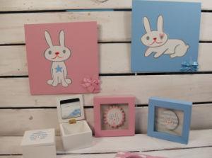 Wooden Door Hanger for Kids′ Room Decoration pictures & photos