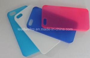 Semi Transparent Mobile Phone Cases Prototype in Silicone Mold pictures & photos