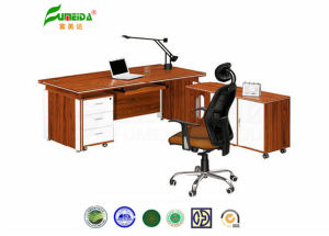 MFC High End Modern Design Office Desk (AB1135-1800) pictures & photos