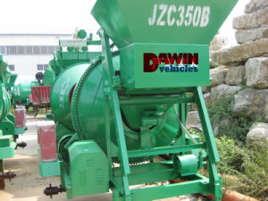 Climb Bucket Diesel Concrete Drum Mixer pictures & photos