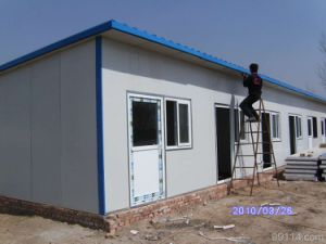 Low Cost Cheap Prefab House Prefabricated House pictures & photos