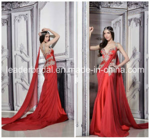 Arabic Fashion Cocktail Dress Evening Gown Vestidos Prom Dresses Ld11512 pictures & photos