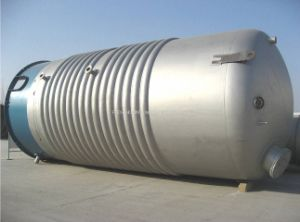 Pressure Tank, Gas Stainless Steel High Pressure Tank Pressure Tank/ Vessel for Supplying pictures & photos