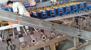 Long Lifetime Door Frame Cold Roll Forming Machine for Building Material pictures & photos
