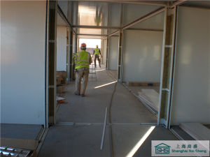 Easily Assembled Prefabricated Qatar Labour Camp Accommodation / Temporary Site Office / Gold Mining Camp (shs-fp-camp091) pictures & photos