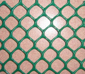 Green Diamand Plastic Wire Mesh pictures & photos