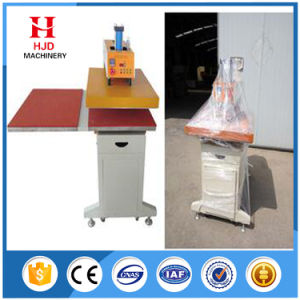 Automatic Pneumatic Heat Transfer Machine with Hjd-501 pictures & photos