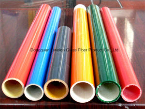 High Strength and High Moduls GRP Fiberglass FRP Tube/Pipe pictures & photos