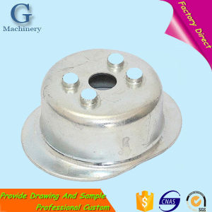 High Precision OEM Metal Deep Drawing Parts pictures & photos