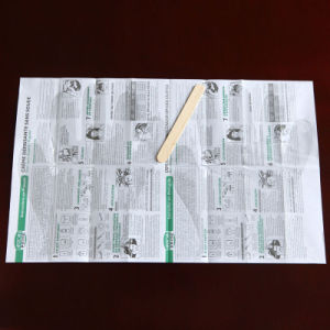 Hair Dying Gloves with Instruction and a Stick (SON 14217) pictures & photos