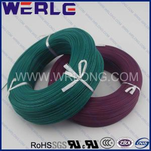 180 Celsius Degree Silicone Rubber Insulated Wire pictures & photos