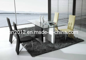 Popular Dining Table & Metal Dining Chair (CT-78 CY-86) pictures & photos