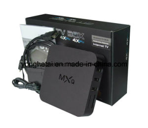 Lxx Amlogic S805 Quad Core WiFi Internet TV Box 1080PA Ndroid TV Box pictures & photos