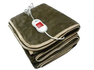 Factory Supply Electric Warmer Blanket pictures & photos