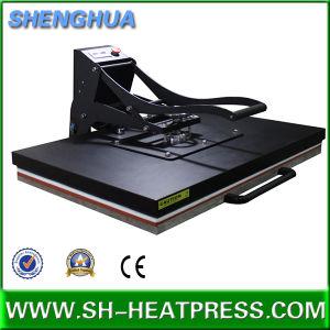Ce Approval Manual Big Size Heat Press Machine 60X80cm 60X100cm 70X100cm pictures & photos