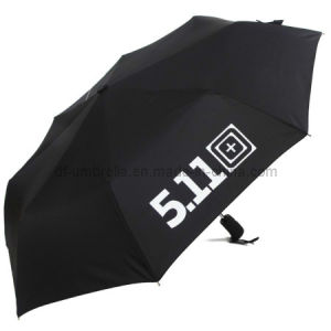 High-Grade 3 Folding Umbrella for Market, Promotional Folding Umbrella