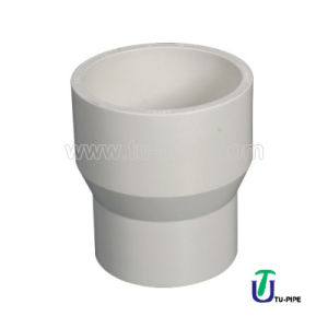 High Quality UPVC Reducing Coupling DIN pictures & photos