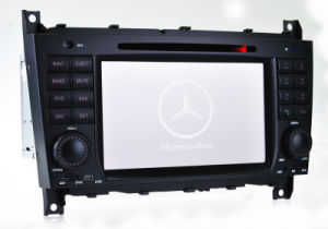 Android DVD Player for Benz C-Class W203/Clk GPS Navigation W209 Radio/Bt pictures & photos