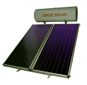 Solar Roof Panels with 200L Water pictures & photos