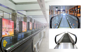 Passenger Conveyor-Fjzy Moving Walkway--- Inclination 0 Degree, 0.5m/S pictures & photos