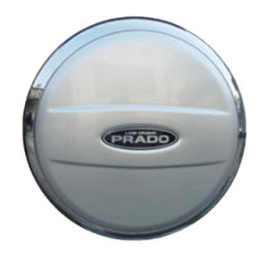 Baik′s Spare Tyre Cover Stainless Steel (STC-06-09A)