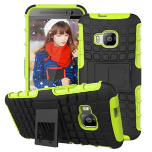 2015 News Combo Holster Stand Phone Case for HTC One M9 pictures & photos