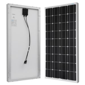 12V 100W Mono Solar Panel for off-Grid System pictures & photos