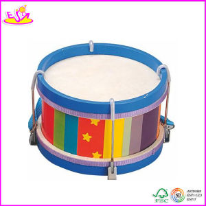 2014 New and Popualr Wooden Drum Set for Sale, Drum Sets for Sale Handmade Wooden Musical Toys Wholesale W07j008 pictures & photos