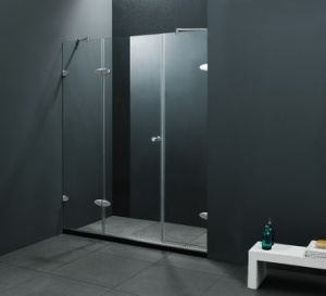 Tempered Glass Shower Enclosure (BA-L807S) pictures & photos