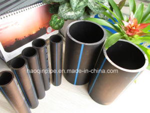 Will You Choose Water Supply 110mm Size Pn16 HDPE Pipe pictures & photos