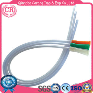Disposable Medical Grade PVC Sterile Nelaton Catheter pictures & photos
