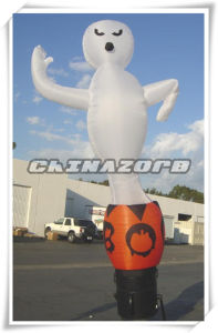 Ghost Inflatable Skydancer Good for Creating Atmosphere in Hallooween pictures & photos