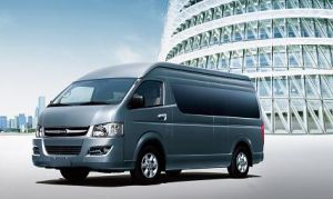 Higer Minivan Diesel 2-16 Seats