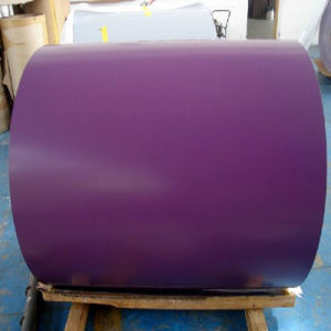 PPGI Coil/ Coated Surface with Prepainted Galvanized Coil for Ral3005 pictures & photos