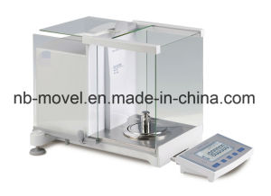 Analytical Balance 0.01mg External Celibration pictures & photos