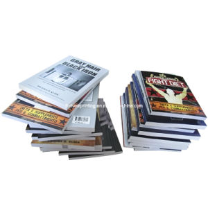 Print Softcover Book in Printing Service