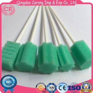 Disposable Medical Use Sponge Brush pictures & photos