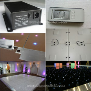 2015 New Design Star Effect LED Dance Floor Stage Equipment pictures & photos