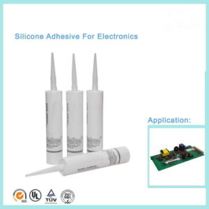 Heat Resistant Silicone Adhesive for Electron Component pictures & photos