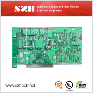 Fr4 Material UL Certificated RoHS Standard 94V0 PCB Board pictures & photos