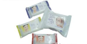Make up Remover Wipes with Cover